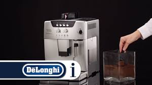 How To Make Coffee Using Pre Ground In Your DeLonghi ESAM 04110S Or 04110B