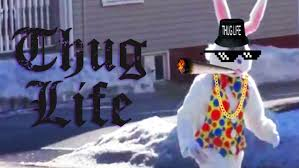 Halloween Scare Pranks Gone Wrong by Prank Gone Wrong Easter Bunny Goes Thug In Real Life Prank