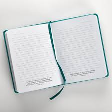 3225 Turquoise Classic LuxLeather Journal