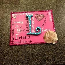 Best Friend Craft Also Great Birthday Gift Diy Crafts Pinterest For Regarding Ideas Friends