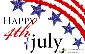 100 Schlesinger And Associates Happy July 4th InspiredOpinons Blog