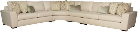 Bernhardt Brae Sectional Sofa by Lockett Sectional Sofa By Bernhardt Furniture Furniture Mall Of