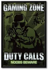 Call Of Duty Posters For Guys Room