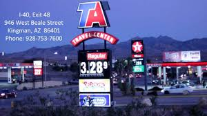 TA TRAVEL CENTER, KINGMAN ARIZONA, STORE / TRUCK STOP / DIESEL / GAS ...