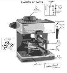 Mr Coffee Espresso Maker Parts Pump Ecmpnp Target