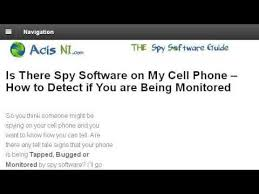 How To Tell If An Android Has Spyware Smart Phones