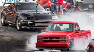 100 Truck Turbo 1500HP Supra Vs 1600HP TWIN TURBO Speed And Motion