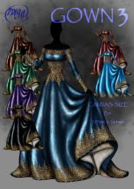 100 Mim Design Couture GOWN 3 Part2 By Yagellonica On DeviantArt