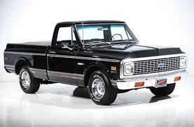 100 C10 Chevy Truck 1971 Chevrolet Pickup AllSteel Original Restored Small Block V8 For Sale In ELKHART IN 44900