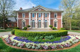 100 Paper Mill House 6 Bed 6 Full 2 Partial Baths Home In Marietta For 4395000