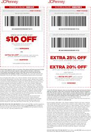 JCPenney Coupons - $10 Off $25 & More At JCPenney, Or Online ... Online Coupons Thousands Of Promo Codes Printable 40 Off Jcpenney September 2019 100 Active Jcp Coupon Code 20 Depigmentation Treatment 123 Printer Ink Coupons Jcpenney Flowers Sleep Direct Walmart Cell Phone Free Shipping Schott Nyc Promo 10 Off 25 More At Or Online Coupon Carters Universoul Circus Dc Pinned 24th Extra Exclusive To Get Discounts On Summer Offers