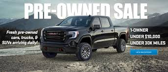 100 Used Gm Trucks Ross Downing Buick GMC In Hammond Baton Rouge New Orleans