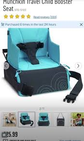 Munchkin Portable Travel High Chair In KT1 Thames For £10.00 ... Munchkin Baby Booster Seat Portable Highchair Travel Feeding Squeeze Spoon Wow Ocean Bath Squirters 4pack 12 Best Bouncers Uk You Should Consider For Mums Gone Fishin Toy Boost Convertible Chair Munchkin Bath Toy Falls Laundry Hamper With Lid Grey Play N Pat Water Kids Mat 44550 4pc Mozart Magic Cube