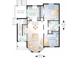 Photo Of Floor Plan For 2000 Sq Ft House Ideas by Eplans House Plan Two Story Duplex 2000