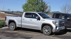 2019 GMC Sierra 1500 SLE Double Cab Spied With Nearly No Camouflage Choose Your 2018 Canyon Small Pickup Truck Gmc 2019 Sierra First Drive Review Gms New In Expensive Denali Review 2017 Is With Big Luxury Preview Dad Every Father Could Use A Uerstanding Cab And Bed Sizes Eagle Ridge Gm 2016 Elevation Edition An Apopriate For Commercial Success Blog Wins Carscom Midsize Chevrolet Ck Wikipedia 2015 Sle 4x4 V6 Fullsize Experience Midsize