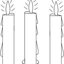 Birthday Candles Coloring Pages Candle Light Coloring Page Kids Drawing And Pages Happy Birthday Cake