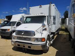 100 Mercedes Box Truck 2007 STERLING BOX TRUCK VINSN2FZACGDJX7AYY8539 MERCEDES BENZ