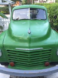 100 1949 Studebaker Truck For Sale 1953 For Sale Exterior Color Green