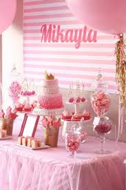 Pink White And Gold Birthday Decorations by 33 Best Princess Party Images On Pinterest 3rd Birthday