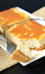 Pumpkin Spice Caramel Macchiato by Caramel Macchiato Cheesecake Bars Will Cook For Smiles