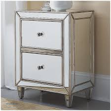 Hayworth Mirrored 3 Drawer Dresser by Storage Benches And Nightstands Beautiful Pier One Mirrored