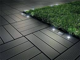 Landscape Flooring Outdoor Options Pattern