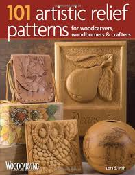 wildlife carving in relief carving techniques and patterns