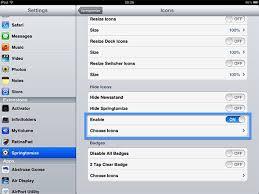 How To Hide Unwanted Default Apps a Jailbroken iPhone iPad