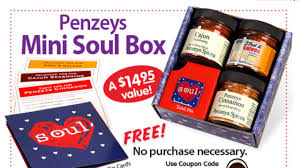 ***FREE*** PENZEYS MINI SOUL BOX The Ceo Who Called Trump A Racist And Sold Lot Of Tanger Hours Myrtle Beach Miromar Outlet Center Estero Fl Why I Only Use Penzeys Spices Antijune Cleaver Embrace Hope Springeaster Mini Gift Box Offer Spices Rv Rental Deals 2 Free Jars Arizona Dreaming Spice At Stores Penzeys Mini Soul Box Yoox Promo Codes Active Deals Scott Coupons By Mail No Surveys Coupon Clipping Service 20 Coupon For Shutterfly Knucklebonz Free Shipping Marley Lilly Target Code July 2018