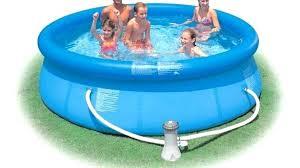 Hard Plastic Kiddie Pools Pool With Built In Slide Liberal Large