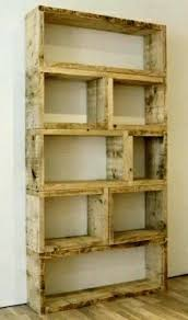Diy Pallet Shelves Pallet Shelf Diy Pallet Bookshelf Plans