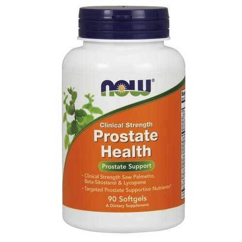 Now Foods Clinical Strength Prostate Health - 90 Softgels