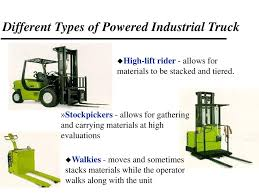 100 Powered Industrial Truck Power Training Ppt Download