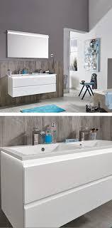 badezimmer set in weiß mit spiegel kaufen