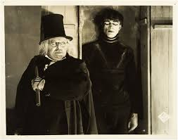 The Cabinet Of Doctor Caligari 1920 by Das Cabinet Des Dr Caligari U2013 Tommy Girard