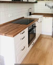 gebrauchte küche küchenzeile weiß ikea in gutem zustand