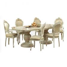 Best Italian Dining Set Extendable Leonardo On Sale French Provincial For