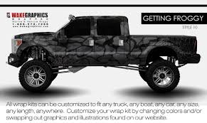 100 Truck Designer Wraps Kits Vehicle Wraps Wake Graphics