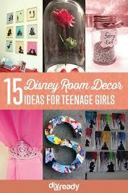 15 Enchanted DIY Teen Girl Room Ideas For Disney Fans DIYReady