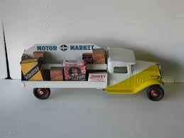 Buddy L Motor Market Truck