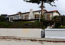 100 Seaside Home La Jolla Mitt Romneys Calif Home Renovation Plans Include Car