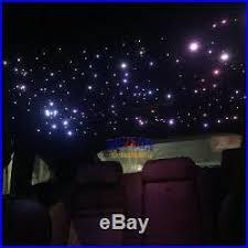 Fiber Optic Ceiling Lighting Kit by New Car Led Ceiling Light Fiber Optic Star Kit Rgbw Light Source