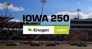 100 Timmons Truck Center Iowa 250 Presented By Enogen Entry List MRN
