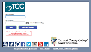 mytcc updates to single login page the collegian