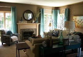 Teal Living Room Walls by Teal And Taupe Living Room New Place Pinterest Taupe Living