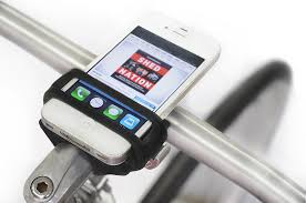 haarburger handleband smartphone bicycle mount
