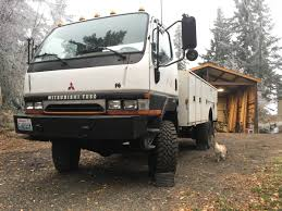 100 4 Cylinder Trucks For Sale 1998 Mitsubishi Fuso FG Cars Trucks By Owner Vehicle