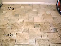 Grouting Floor Tiles Tips by Awesome Best Way To Clean Tile And Grout Floors Home Design