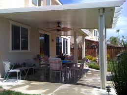 Alumawood Patio Covers Reno Nv by Ceiling Fan And Lighting To Solid Aluminum Patio Cover Patios