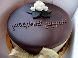 Happy Birthday Chocolate Cake With Name · Happy Birthday Special Chocolate Cake